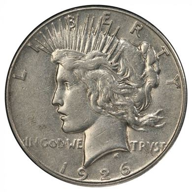 Picture of Peace Silver Dollar
