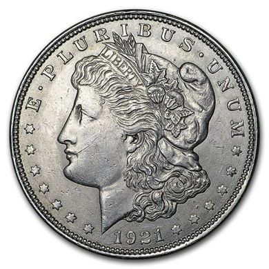 Picture of SD-21 Silver Dollar - Morgan Silver Dollar