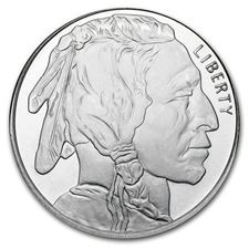 Picture for category Silver Buffalo Round 1 oz